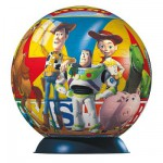 Puzzle Ball 108 pices - Toy Story