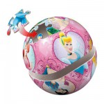 Puzzle ball 24 pièces - Princesses Disney : Entre amies