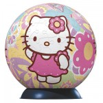 Puzzle Ball 240 pièces - Hello Kitty