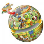 Puzzle ball 40 pices : Franklin