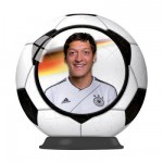 Puzzle ball 54 pices - DFB - FC Bayern Munich : Mesut zil