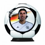 Puzzle ball 54 pices - DFB - FC Bayern Munich : Sami Khedira
