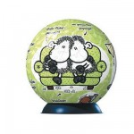 Puzzle Ball 60 pices - Pupsegal - Sheepworld : En tte  tte