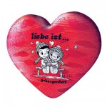 Puzzle ball 60 pices coeur - Liebe ist... Scurit