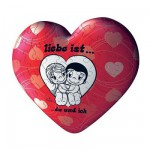 Puzzle ball 60 pices coeur - Liebe ist... Toi et moi