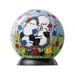 Puzzle Ball 60 pices - Sheepworld : Bucolique