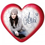 Puzzle ball 60 pices coeur - Lena Meyer-Landrut