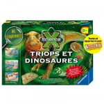 Science X : Triops et dinosaures