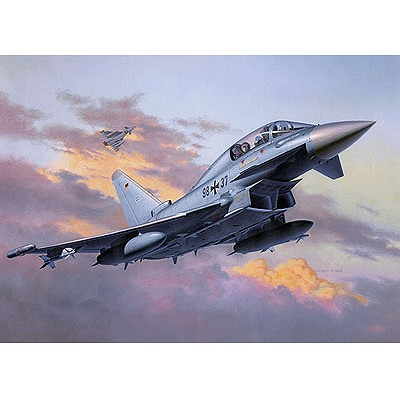 Maquette avion : EuroFighter Typhoon Twin-seater