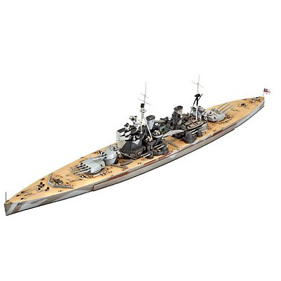 Maquette bateau : H.M.S. Duke of York