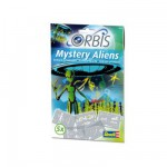 Pochoirs Orbis Airbrush Power Studio : Mystery aliens