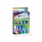 Recharges cartouches Orbis Airbrush Power Studio : Set 1