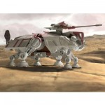 Maquette Star Wars : Easy Kit : Clone Wars AT-TE