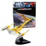 Maquette Star Wars : Easy Kit : Naboo Starfighter