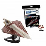 Maquette Star Wars : Easy Kit : Jedi Starfighter