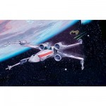 Maquette Star Wars : Luke Skywalker's X-wing Fighter
