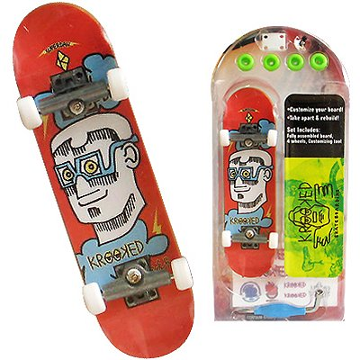 Finger Skate Krooked 1 :  Xtreme Sports : 9.6 cm