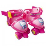 Patins-quads ajustables Hello Kitty