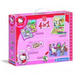 4 in 1 Edukit : Hello Kitty