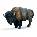Figurine Bison amricain