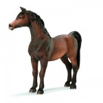 Figurine Cheval Arabe : Etalon