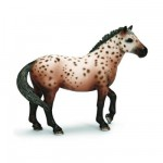Figurine Cheval Knabstupper : Etalon