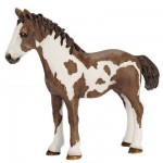 Figurine Cheval Pinto : Yearling