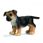 Figurine Chien : Berger allemand bb
