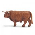 Figurine taureau Highland 
