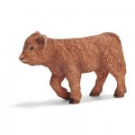 Figurine vache Highland : Veau 