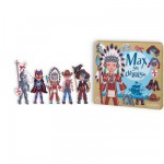 Magnetic Figures to Dress Up - Max Dresses Up