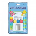 Blister cristaux magiques