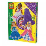 Box of Beads - Ironing Technique : Princesses