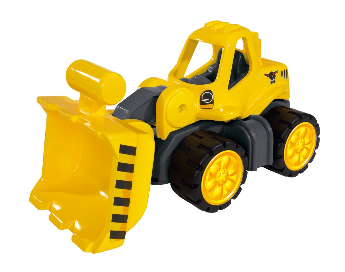 Véhicule de chantier Big power : Bulldozer