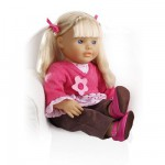 Poupe  reconnaissance vocale - Baby Nurse : Tha - 48 cm