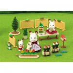 Sylvanian Family 2955 : Set jardinage