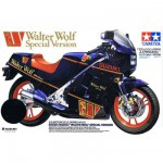 Moto Suzuki RG250 Walter Wolf