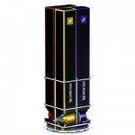Porte capsules rotatif botes Nespresso