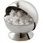Boule  sucre inox