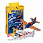 Avions miniatures à décorer Creativity A5 : Air-craft