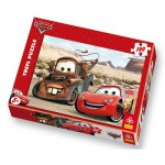 Puzzle 100 pices - Disney Cars