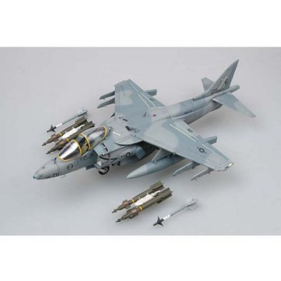 Maquette avion : British Aerospace/Mc Donnell Douglas AV-8B Harrier II