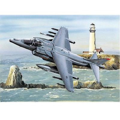 Maquette avion : Harrier GR. Mk 7 Royal Air Force