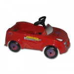 Voiture à pédales Spiderman : Baby Spiderman 2012