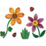 Nathalie LETE Magnets : Flowers