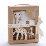 Coffret Prestige So'Pure : Sophie la girafe