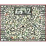 Puzzle 1000 pices - Les dollars