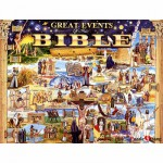 Puzzle 1000 pices - Les grands vnements de la Bible