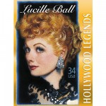 Puzzle 1000 pices - Les lgendes d'Hollywood : Lucille Ball