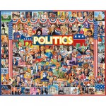 Puzzle 1000 pices - Politiciens amricains